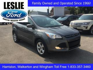 Used 2014 Ford Escape SE | FWD | Accident Free | Navigation for sale in Harriston, ON