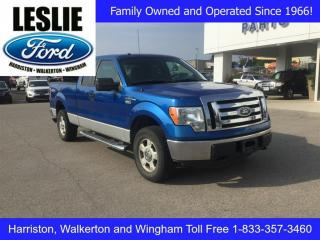 Used 2011 Ford F-150 XLT | 4X4 | ONE OWNER | BLUETOOTH for sale in Harriston, ON