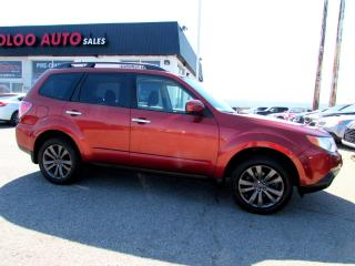 Used 2011 Subaru Forester 2.5X Premium AWD Panoramic Sunroof Certified 2YR for sale in Milton, ON