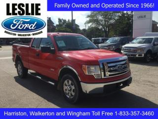 Used 2012 Ford F-150 XLT | 4X4 | One Owner | Accident Free for sale in Harriston, ON