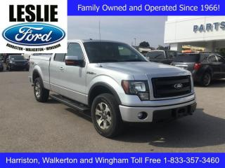 Used 2014 Ford F-150 FX4 | One Owner | Hard Tonneau Cover for sale in Harriston, ON
