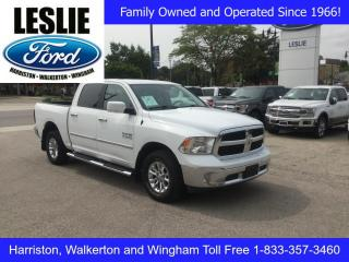 Used 2015 RAM 1500 SLT | 4X4 | Remote Start | Heated Seats for sale in Harriston, ON