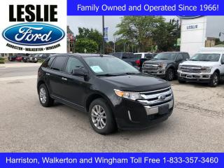 Used 2011 Ford Edge SEL | FWD | Accident Free | Heated Seats for sale in Harriston, ON