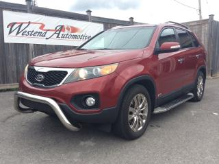 Used 2011 Kia Sorento EX , Leather , Sunroof , AWD for sale in Stittsville, ON