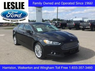 Used 2014 Ford Fusion SE | AWD | Navigation | Heated Seats for sale in Harriston, ON