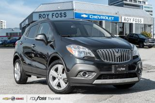 Used 2015 Buick Encore CX 7 Screen Rear Camera Bluetooth for sale in Thornhill, ON