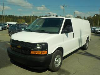 Used 2017 Chevrolet Express 2500 Cargo Van Extended for sale in Burnaby, BC