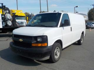 Used 2017 Chevrolet Express 2500 CARGO VAN for sale in Burnaby, BC