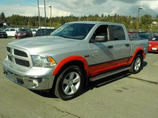 Used 2016 Dodge Ram 1500 SLT Crew Cab Short Box 4WD Eco Diesel for sale in Burnaby, BC