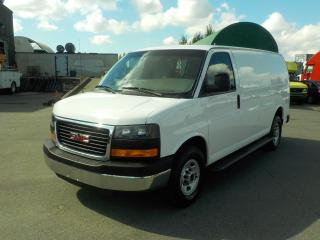 Used 2015 GMC Savana G2500 Cargo Van with Bulkhead Divider for sale in Burnaby, BC