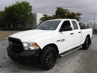 Used 2016 Dodge Ram 1500 Eco Diesel Tradesman Quad Cab 4WD for sale in Burnaby, BC
