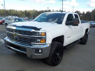 Used 2015 Chevrolet Silverado 2500 HD Z71 LT Double Cab 6.5 Foot Box 4WD Diesel for sale in Burnaby, BC