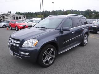 Used 2012 Mercedes-Benz GL-Class GL350 BlueTEC Diesel 3rd Row Seating for sale in Burnaby, BC