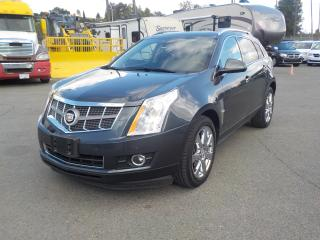 Used 2011 Cadillac SRX Premium Collection AWD for sale in Burnaby, BC