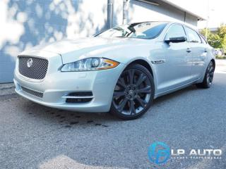 Used 2011 Jaguar XJ XJL Supercharged for sale in Richmond, BC