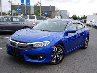 Used 2016 Honda Civic Sedan EX-T for sale in Richmond, BC