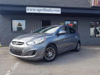 Used 2014 Hyundai Accent Gl Bancs Ch. / Mags for sale in Lévis, QC