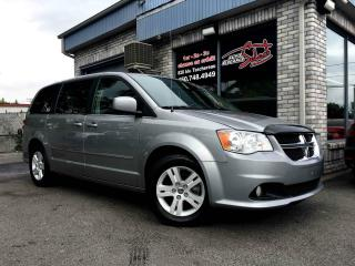 Used 2017 Dodge Grand Caravan Crew for sale in Longueuil, QC
