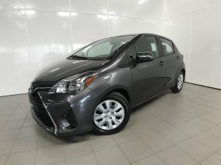 Used 2016 Toyota Yaris LE Hatchback, Automatique, A/C, Portes/V for sale in Montréal, QC