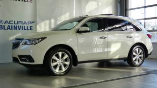 Used 2016 Acura MDX ÉLITE ** SH-AWD ** for sale in Blainville, QC