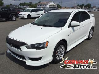 Used 2014 Mitsubishi Lancer SE A/C MAGS for sale in Shawinigan, QC