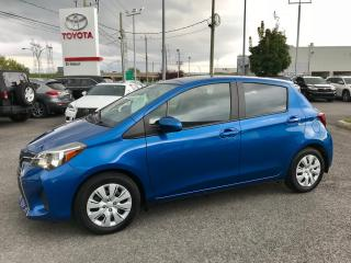 Used 2016 Toyota Yaris LE for sale in St-hubert, QC