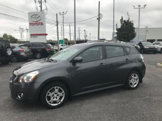 Used 2009 Pontiac Vibe Awd, T.ouvrant for sale in St-hubert, QC