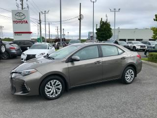 Used 2017 Toyota Corolla Se, Camera+cruise for sale in St-hubert, QC