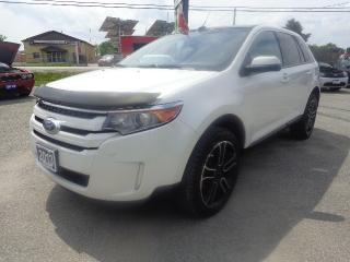 Used 2013 Ford Edge SEL AWD for sale in Orillia, ON