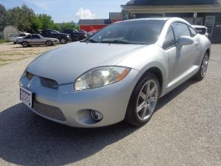 Used 2008 Mitsubishi Eclipse GT for sale in Orillia, ON