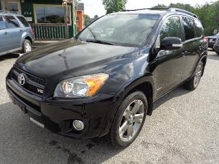 Used 2010 Toyota RAV4 Sport V6 4WD 5AT for sale in Orillia, ON