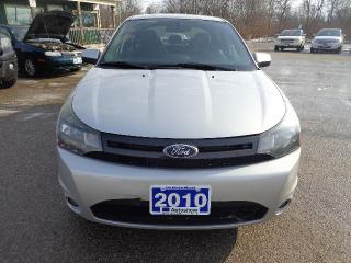Used 2010 Ford Focus SES for sale in Orillia, ON