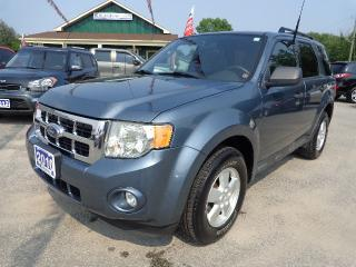 Used 2010 Ford Escape XLT V6 FWD 6AT for sale in Orillia, ON