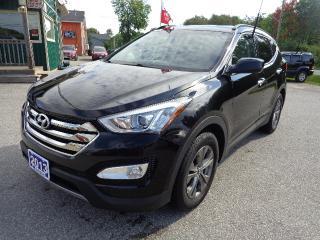 Used 2013 Hyundai Santa Fe Sport Premium 2.4 I4 AWD 6AT for sale in Orillia, ON