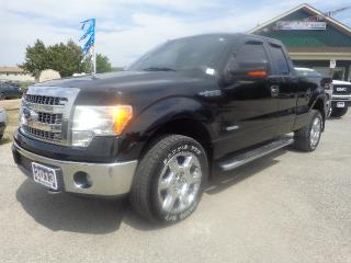 Used 2013 Ford F-150 XLT XTR 4x4 SuperCab 145 in for sale in Orillia, ON