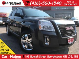 Used 2013 GMC Terrain SLT-1 | AWD | LEATHER | BACK UP CAM | for sale in Georgetown, ON
