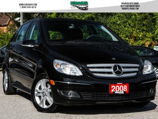 Used 2008 Mercedes-Benz B-Class Turbo for sale in North York, ON