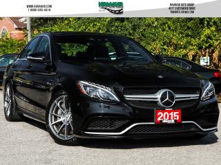Used 2015 Mercedes-Benz AMG GT S 63 LOADED WITH OPTIONS for sale in North York, ON