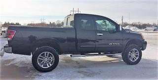 Used 2011 Nissan Titan SL for sale in Brunkild, MB