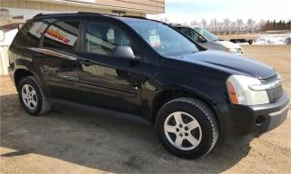 Used 2006 Chevrolet Equinox LS for sale in Brunkild, MB