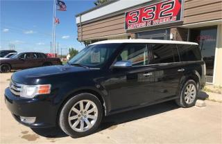 Used 2009 Ford Flex limited for sale in Brunkild, MB