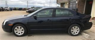 Used 2009 Ford Fusion SE for sale in Brunkild, MB