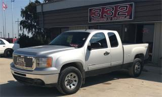 Used 2010 GMC Sierra 1500 SL NEVADA EDITION for sale in Brunkild, MB