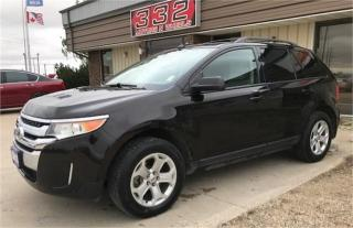 Used 2013 Ford Edge SEL for sale in Brunkild, MB