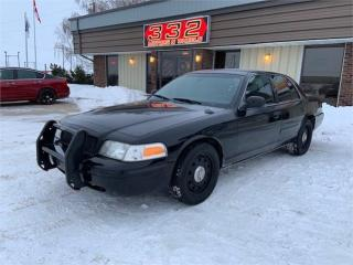 Used 2008 Ford Police Interceptor Utility for sale in Brunkild, MB