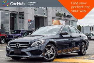 Used 2016 Mercedes-Benz C-Class C 300 4Matic|AMG Styling Pkg.|Pano_Sunroof|Nav|18