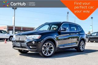 Used 2015 BMW X3 xDrive28i for sale in Bolton, ON