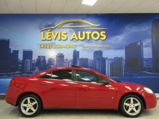 Used 2006 Pontiac G6 Gt T.ouvrant A/c for sale in Lévis, QC