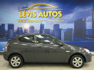 Used 2009 Hyundai Accent L for sale in Lévis, QC