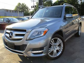 Used 2015 Mercedes-Benz GLK-Class GLK250 BLUETEC 4MATIC~NAVIGATION~PANO ROOF !! for sale in Burlington, ON